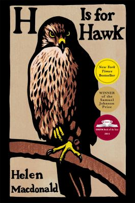 Cover Image for H is for Hawk by Helen Macdonald