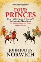 book cover image Four Princes