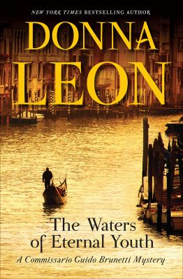 Cover Image for The Waters of Eternal Youth by Donna Leon