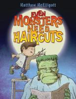 Cover Image of Even Monsters Need Haircuts