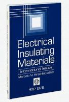 Electrical Insulating Materials [electronic resource]: International Issues