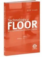 Technology of Floor Maintenance and Current Trends [electronic resource]