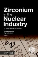 Zirconium in the nuclear industry [electronic resource] : 15th international symposium