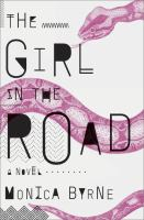 Cover of the book The girl in the road