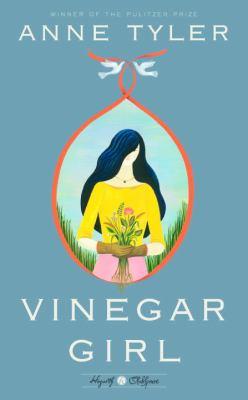 Cover Image for Vinegar Girl by Ann Tyler