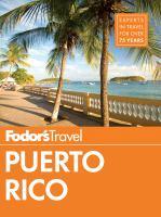 Fodor's puerto rico.