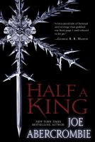 Cover of the book Half a king