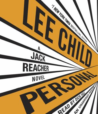 Book cover for Personal [soundrecording] / Lee Child