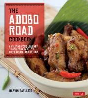 The Adobo Road Cookbook
