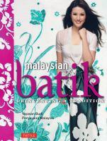 Malaysian Batik