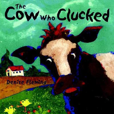 Cover Art for The cow who clucked