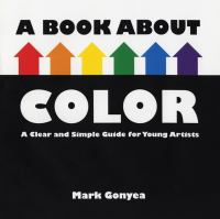 Cover of the book A book about color