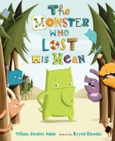 Cover Image of Monster Who Lost His Mean