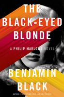 Cover of the book The black-eyed blonde : a Philip Marlowe novel