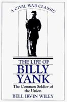 The Life of Billy Yank