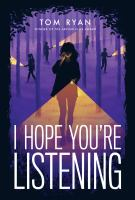 Title: I hope you're listening Author:Ryan, Tom
