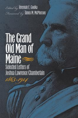 cover of the e-book Grand Old Man of Maine