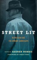 Street Lit: Representing The Urban Landscape (New)