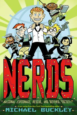 Cover image for NERDS