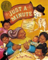 Just a Minute!: A Trickster Tale and Counting Book