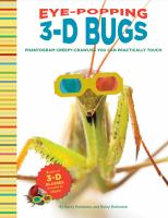 Eye-popping 3-D Bugs