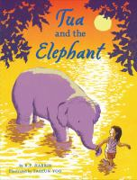 Cover of the book Tua and the elephant