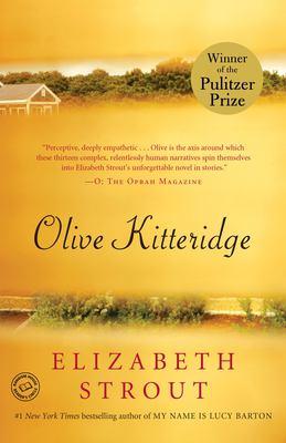 Olive Kitteridge - Elizabeth Strout (26-May)