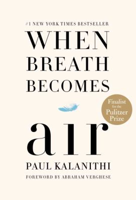 Cover Image for When Breath Becomes Air by Paul Kalanithi