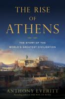 book cover image The Rise of Athens