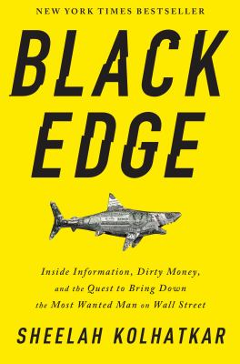 Cover Image for Black Edge  by Sheelah Kolhatkar