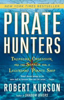 Cover Image for Pirate Hunters by Robert Kurson