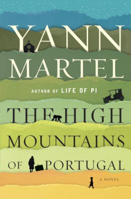 Cover Image for The High Mountains of Portugal