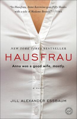 Cover Image for Hausfrau by Jill Essbaum