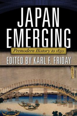 cover of the book Japan Emerging