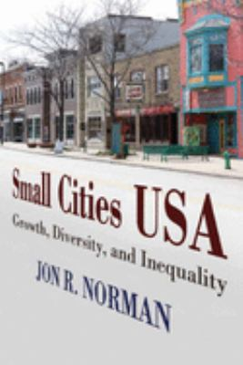 cover of the book Small cities USA
