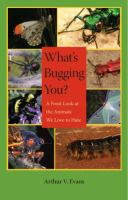 What's bugging you? : a fond look at the animals we love to hate