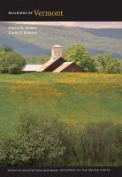 Buildings of Vermont