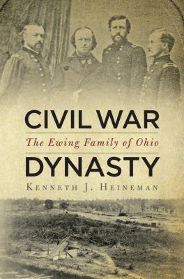 cover of the book Civil War Dynasty