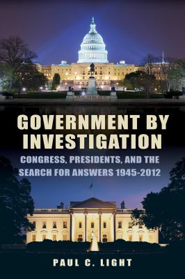 cover of the book Government by Investigation