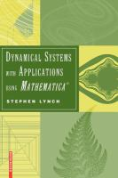 Dynamical systems with applications using Mathematica [electronic resource]