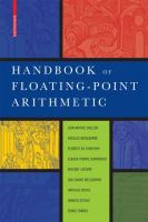 Handbook of floating-point arithmetic [electronic resource]