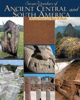 Seven Wonders of Ancient Central and South America
