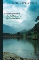 Sounding/silence [electronic resource] : Martin Heidegger at the limits of poetics