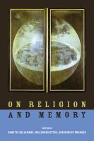 On religion and memory [electronic resource]