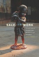 Salvage Work : U.S. and Caribbean literatures amid the debris of legal personhood