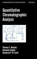 Quantitative chromatographic analysis [electronic resource]