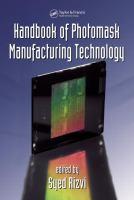 Handbook of Mask Making Technology [electronic resource]