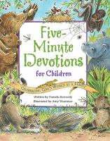 Five-minute Devotions for Children