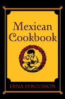 Mexican Cookbook [electronic resource]