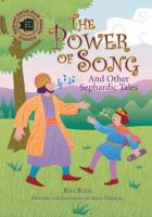 Power of song : and other Sephardic tales /